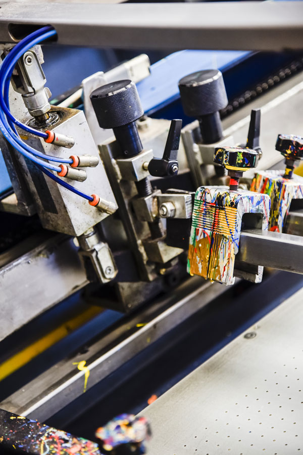 Gagliardetti personalizzati tecniche di stampa